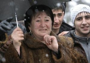 Лидер югоосетинской оппозиции намерена просить политического убежища за рубежом