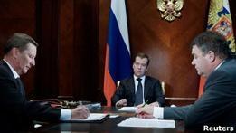 Русская служба Би-би-си: Администрацию Кремля возглавил человек Путина