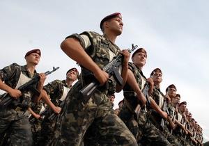 Полтысячи киевских военных будут охранять порядок в Крыму