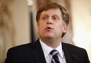 Посол США в Москве: Вашингтон не занимается подготовкой революции в России