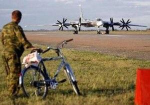 Стратегические бомбардировщики ВВС РФ провели патрулирование над Тихим океаном