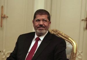 Прокурор Египта приказал арестовать Мурси