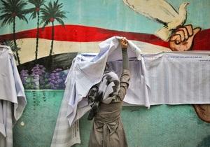 Парламентские выборы в Египте состоятся в феврале