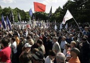 Российская оппозиция объединилась в Комитет национального спасения