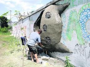 В Киеве появится 30-метровая  кошка-сороконожка