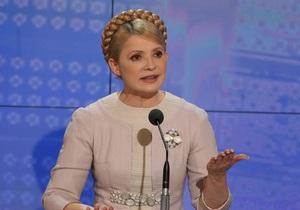 Тимошенко называет провокацией скандал с грузинскими наблюдателями на выборах