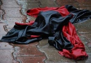 Одесситы растоптали флаг УПА. Свобода на марш не явилась