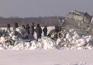 МИД проверяет наличие украинцев среди жертв авиакатастрофы в России