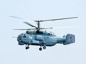 Упавший российский вертолет поднимут со дна моря