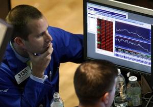 Американские рынки снизились из-за данных по ВВП