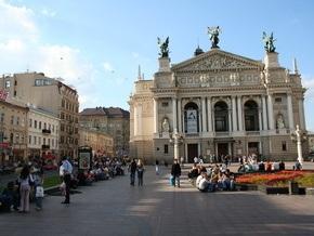 Львов признан культурной столицей Украины
