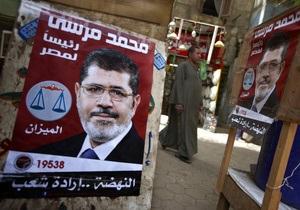 В Египте завершаются президентские выборы