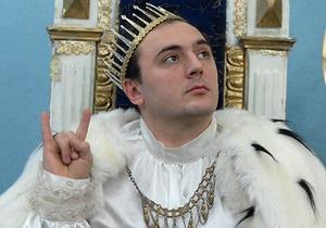 Фотогалерея: Его Величество Лупан І, король Украины