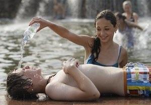 Погода в Украине - Спасатели предупреждают о чрезвычайной опасности до 27 июня