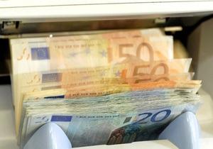 Евро на межбанке продолжил рост