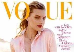 UMH Group и Conde Nast International будут издавать Vogue в Украине