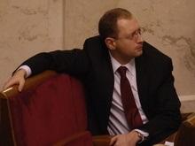 Яценюк заявил о деградации Рады: Все находятся в политическом пате