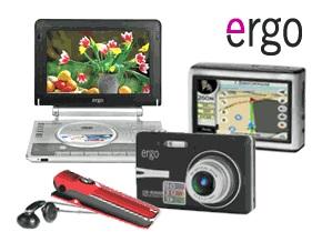 ТМ Ergo предлагает доступные подарки к Новому году