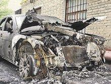 В Перми подожгли шесть машин
