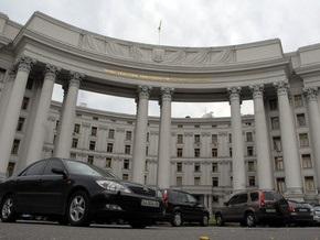 В МИД считают, что резкими заявлениями Москва препятствует выполнению договоренностей