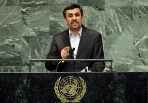 Президент Ирана, выступая в ООН, раскритиковал Израиль и США