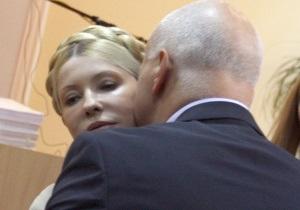 Муж Тимошенко предложил экс-главе Минздрава Чехии возглавить группу медиков для обследования его жены