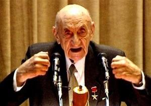 В Москве на 100-м году жизни умер соратник Королева конструктор Борис Черток