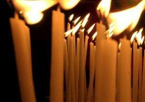 Свеча стала причиной пожара в квартире киевской пенсионерки