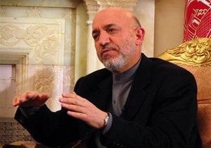 Парламент Афганистана не поддержал состав правительства, предложенный Карзаем