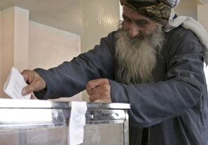 ОБСЕ раскритиковала выборы в Таджикистане
