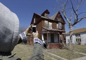 Рабочие Детройта требуют не признавать город банкротом