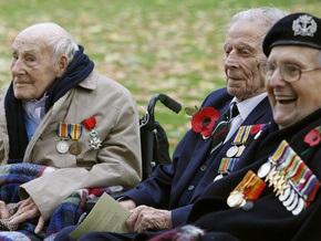 В Британии умер последний ветеран двух мировых войн