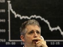 Фотогалерея: Большой биржевой крах
