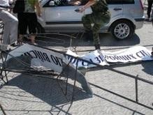 Свобода призывает Ющенко ввести чрезвычайное положение в Крыму