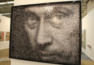 Украинская галерея продала в Москве портрет Путина за 200 тысяч евро