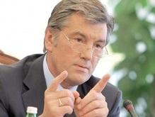 Ющенко попросил Народную самооборону не ставить ему ультиматумов
