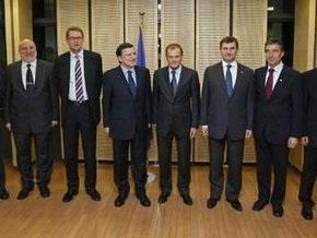 Лидеры ЕС согласуют меры по борьбе с последствиями финансового кризиса