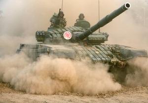 В России во время стрельб погибли трое танкистов