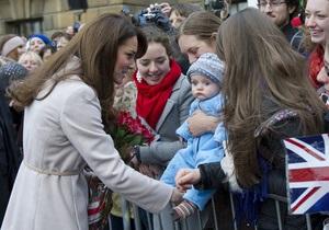 Кейт Миддлтон беременна: состояние Кэтрин здоровью ребенка не угрожает - Кейт и принц Уильям