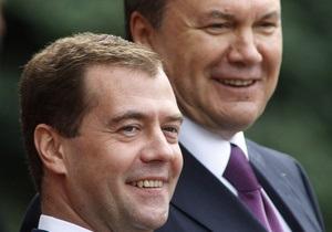 СМИ: Медведев передвигается по Киеву на авто, которое выдерживает попадание пуль из любого вида стрелкового оружия