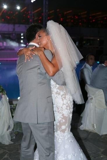 Ане лорак фото свадьбы