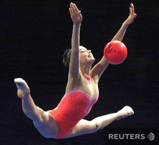 Alina kabaeva - Алина Кабаева. следующее фото.