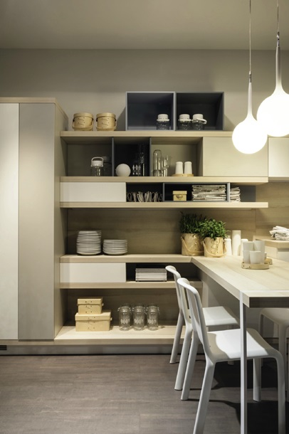 Дизайн модных кухонь фото
