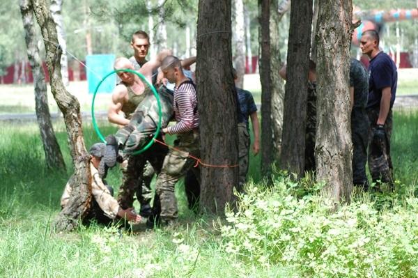 Як готується добровольчий батальйон спецпризначення Донбас