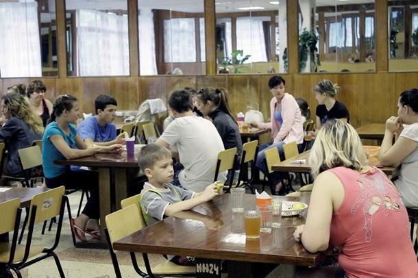 Біженці в росії