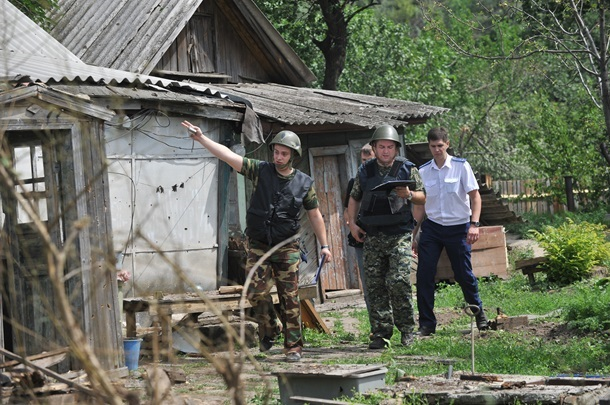Россия возбудила дело по факту обстрела своей территории