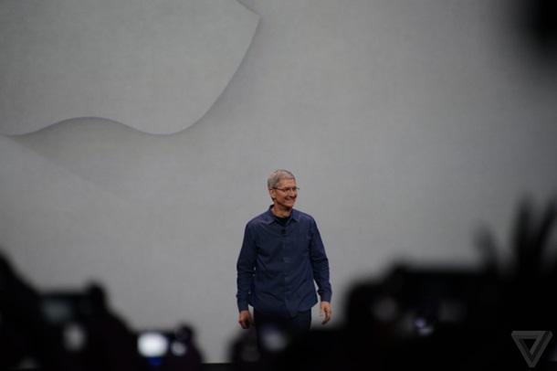 Презентация Apple онлайн