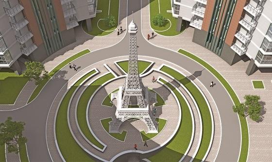 У Києві побудують копію Ейфелевої вежі
