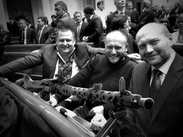 Подразделения Украинской добровольческой армии уже реальность. Они работают в зоне своей боевой ответственности, - Ярош - Цензор.НЕТ 4976