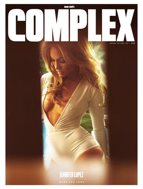 ФОТО: Дженнифер Лопес в новой фотосессии для Complex
